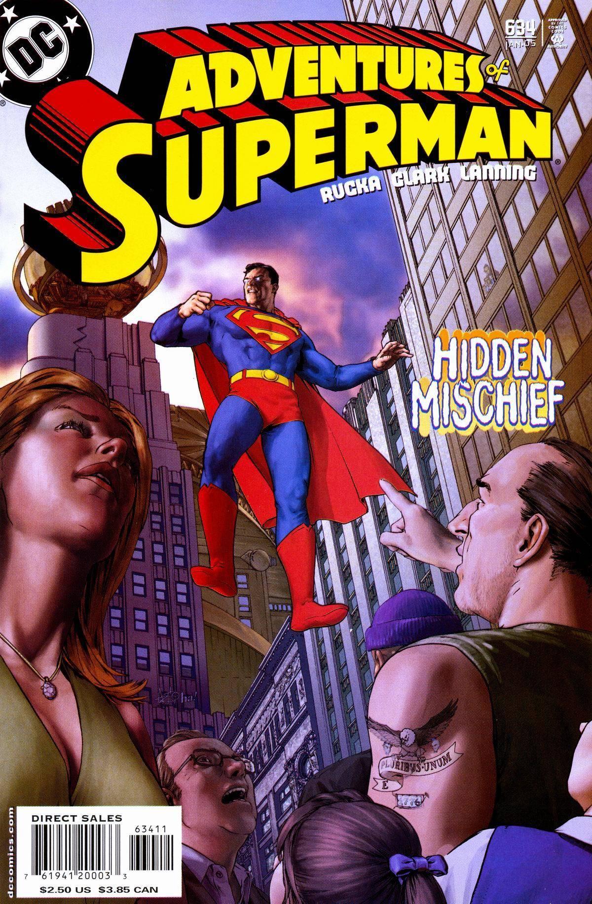 Adventures of Superman 634 -nom HaCsA