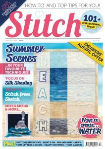 Stitch Magazine - Issue 113 - June-July 2018