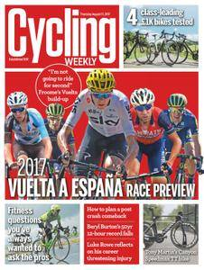 Cycling Weekly - August 17, 2017