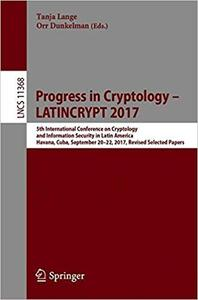 Progress in Cryptology – LATINCRYPT 2017: 5th International Conference on Cryptology and Information Security in Latin A