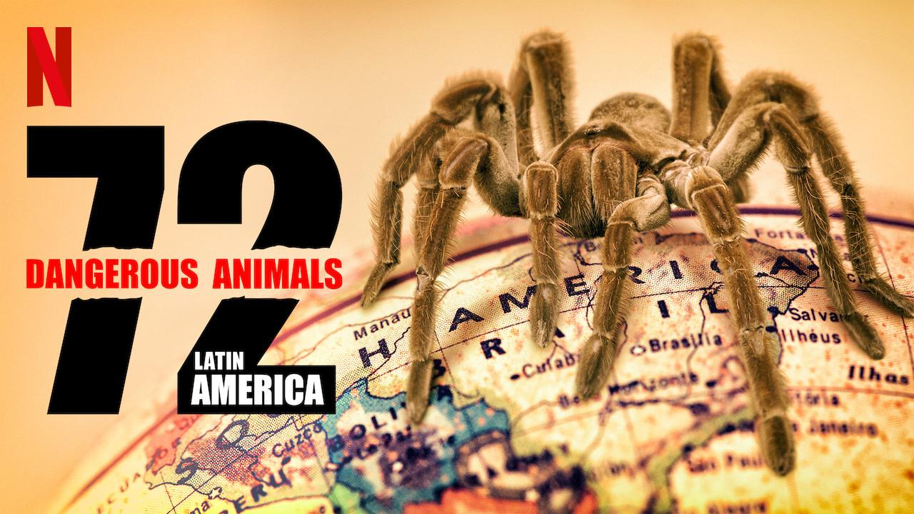 72 Dangerous Animals: Latin America S01
