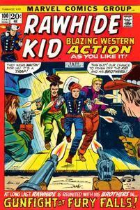 Rawhide Kid v1 100 1972 brigus