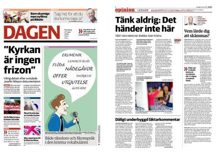 Dagen Sverige – 27 mars 2019