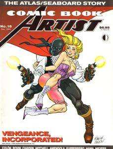 Comic Book Artist 16