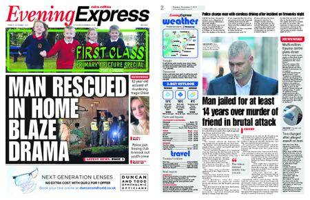 Evening Express – November 07, 2017
