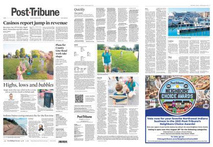 Post-Tribune – August 16, 2021