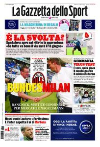 La Gazzetta dello Sport Sicilia – 16 maggio 2020