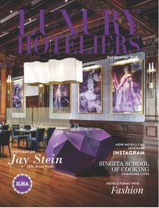 Luxury Hoteliers - No.2 2018