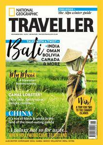 National Geographic Traveller UK - November 2016