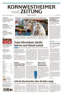 Kornwestheimer Zeitung - 21. Januar 2019