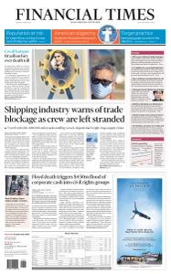 Financial Times USA - June 8, 2020