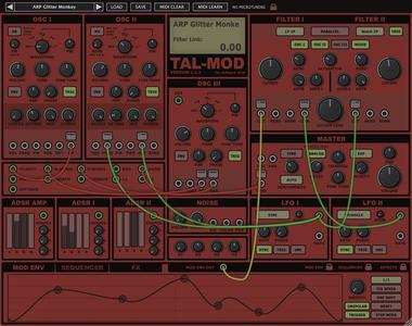 Togu Audio Line TAL-Mod 1.4.1