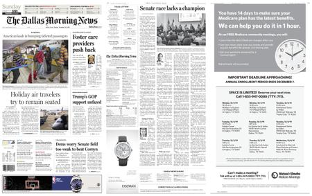 The Dallas Morning News – November 24, 2019