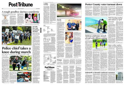Post-Tribune – June 08, 2020