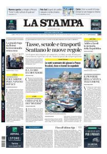 La Stampa Imperia e Sanremo - 6 Agosto 2020