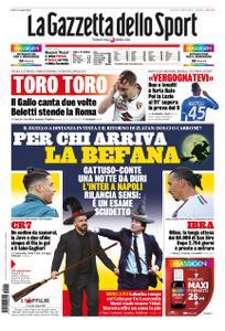 La Gazzetta dello Sport Roma – 06 gennaio 2020
