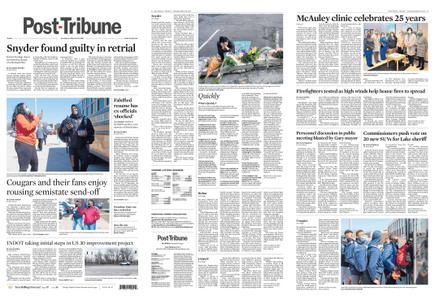 Post-Tribune – March 20, 2021