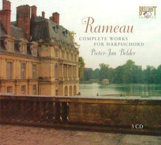 Rameau - Complete Works for Harpsichord - Pieter-Jan Belder
