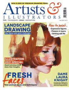 Artists & Illustrators - April 2021