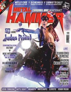 Metal Hammer Germany - April 2019
