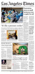 Los Angeles Times – 04 April 2020