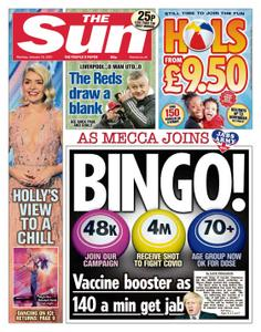 The Sun UK - January 18, 2021