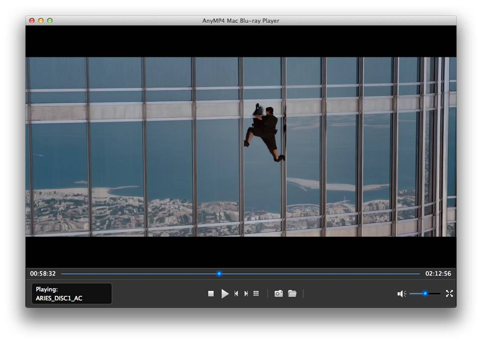 AnyMP4 Mac Blu-ray Player 6.2.92 Multilangual Mac OS X