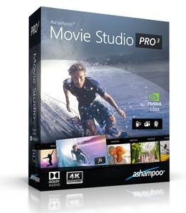 Ashampoo Movie Studio Pro 3.0.1 Multilingual Portable
