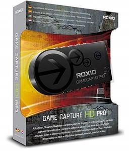 Roxio Game Capture HD PRO 2.0 Multilingual