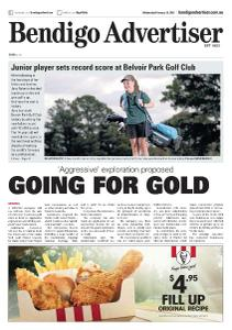 Bendigo Advertiser - February 13, 2019