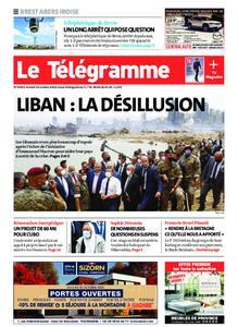 Le Télégramme Brest Abers Iroise – 10 octobre 2020