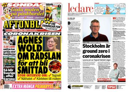 Aftonbladet – 05 april 2020