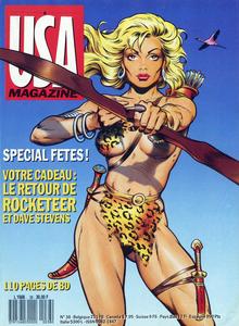 USA Magazine - Série 3 - Tome 38