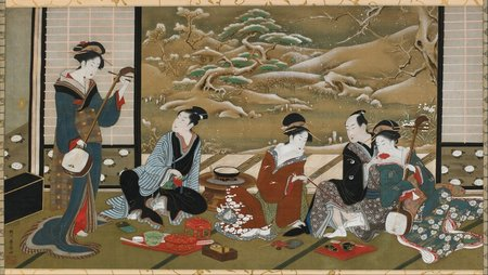 The Art of Utagawa Toyoharu