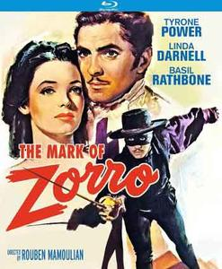 The Mark of Zorro (1940) [COLORIZED]