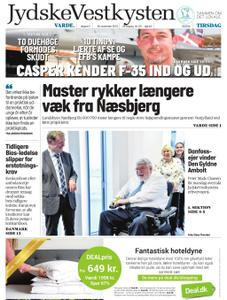 JydskeVestkysten Varde – 26. november 2019