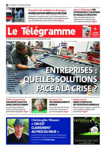 Le Télégramme Brest – 06 avril 2020