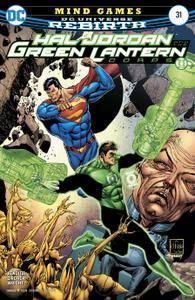 Hal Jordan  the Green Lantern Corps 031 2017 2 covers digital Minutemen-Slayer