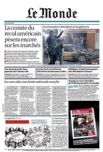 LE MONDE (11 Août 2011)