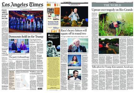 Los Angeles Times – June 27, 2019