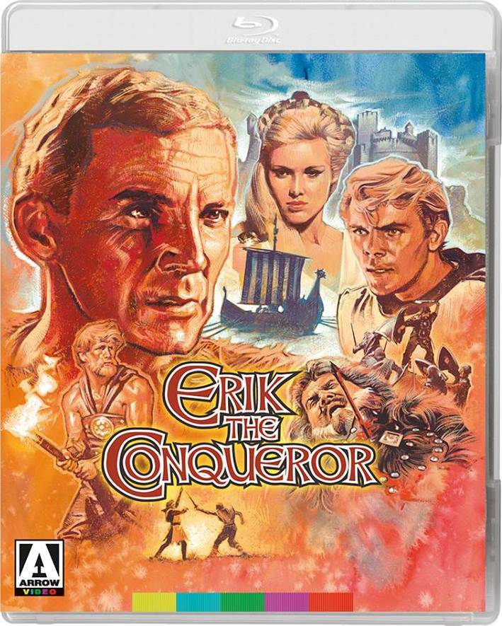 Erik the Conqueror (1961) + Bonus