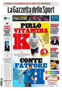 La Gazzetta dello Sport Roma – 10 settembre 2020
