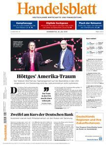 Handelsblatt - 25. Juli 2019