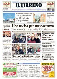 Il Tirreno Livorno - 15 Febbraio 2018