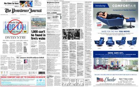 The Providence Journal – November 17, 2018