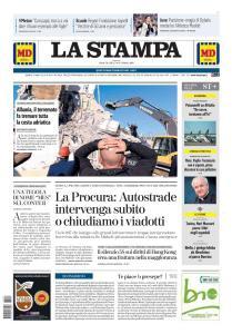 La Stampa Torino Provincia e Canavese - 27 Novembre 2019