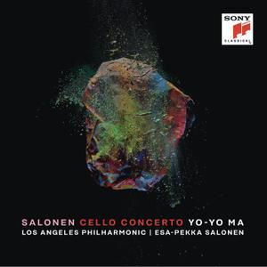 Yo-Yo Ma - Salonen Cello Concerto (2019) [Official Digital Download 24/96]