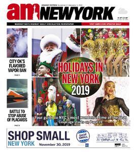 AM New York - November 27, 2019