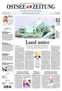 Ostsee Zeitung Wolgast - 03. Januar 2019