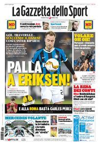 La Gazzetta dello Sport Bergamo – 21 febbraio 2020
